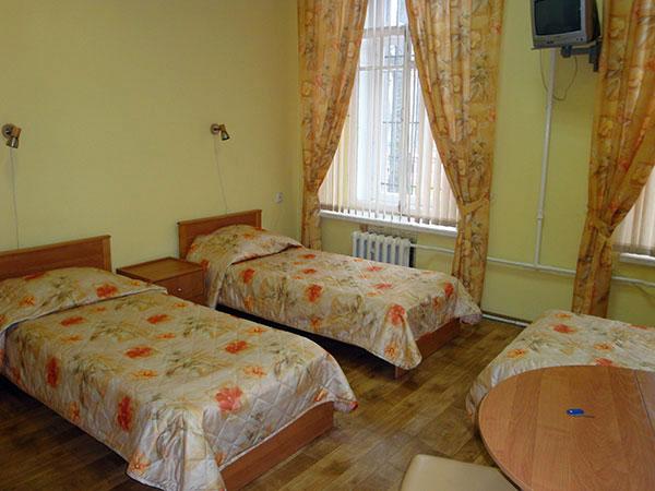 мини отель необычный петербург