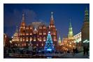 новогодний тур в Москву на Новый год